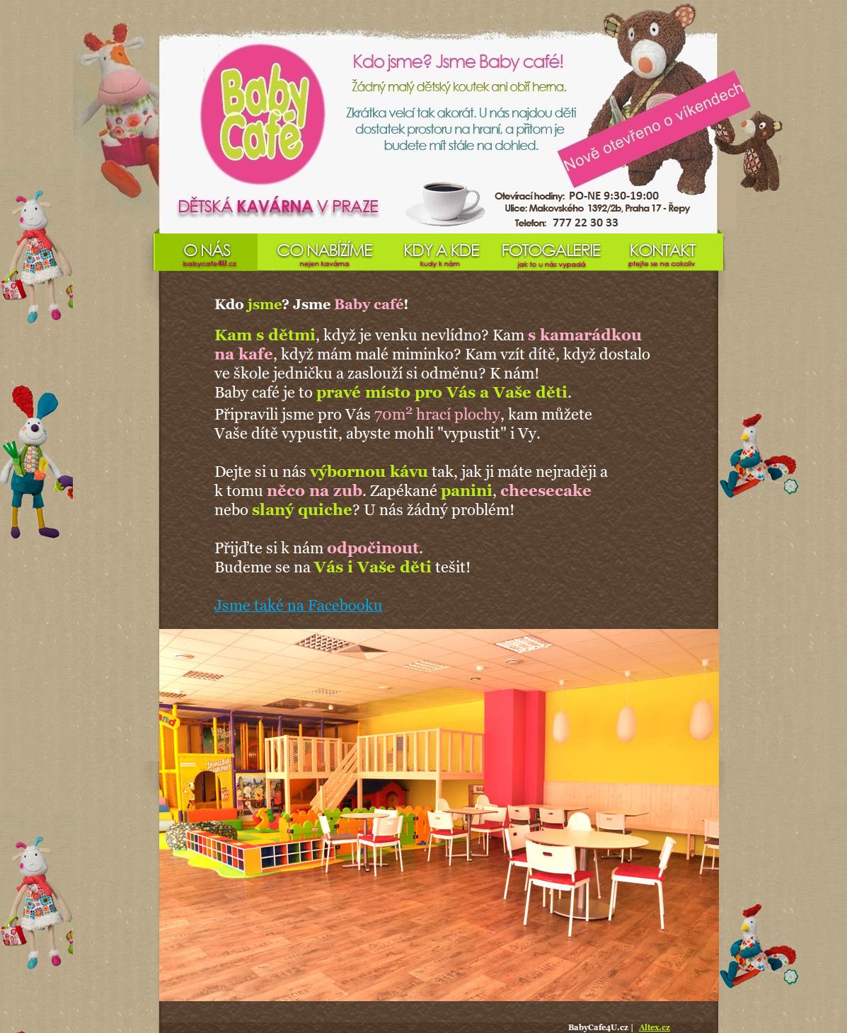 Baby Cafe 4U