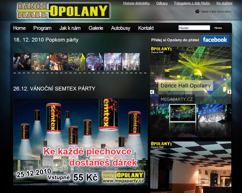 MegaParty Opolany